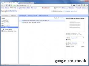 Google Chrome - webový prehliadač (1)